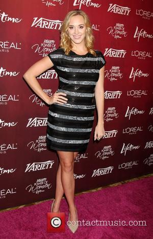 Andrea Bowen Variety's 3rd Annual Power Of Women luncheon at the Beverly Wilshire Four Seasons Hotel Los Angeles, California -...