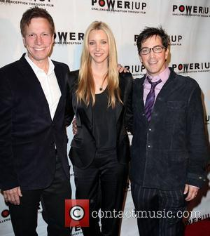 Don Roos, Dan Bucatinsky and Lisa Kudrow