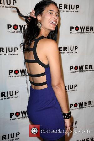 Jessica Clark  2011 POWER UP Annual Power Premiere Awards at EDEN Hollywood, California - 06.11.11