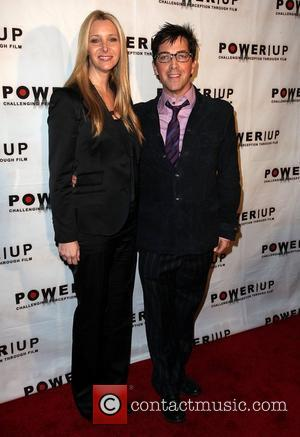 Lisa Kudrow and Dan Bucatinsky