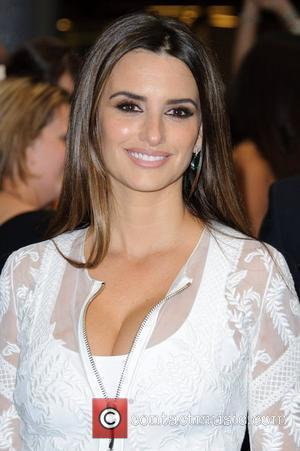 Penelope Cruz 'Pirates of the Caribbean: On Stranger Tides' UK film premiere held at the Westfield Shopping Centre - Arrivals....