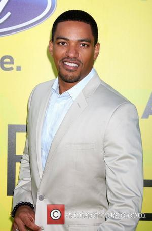 Laz Alonso BET networks chairman Debra L. Lee hosts 5th annual pre-BET awards celebration dinner at Book Bindery Beverly Hills,...