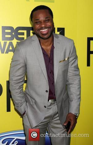 Malcolm-Jamal Warner BET networks chairman Debra L. Lee hosts 5th annual pre-BET awards celebration dinner at Book Bindery Beverly Hills,...