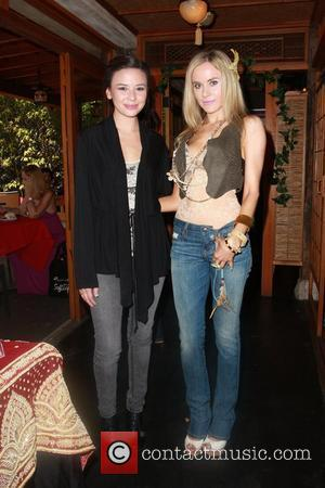 Malese Jow and Paula Labaredas