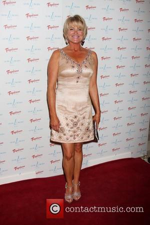 Judi Evans arriving at the Innovative Artists Pre-Emmy Party at Nikki Beach at the Tropicana Hotel  Las Vegas, Nevada...