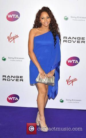 Alexis Jordan Pre-Wimbledon Party held at The Roof Gardens - Arrivals. London, England - 16.06.11