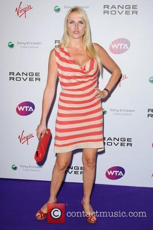 Nancy Sorrell Pre-Wimbledon Party held at The Roof Gardens - Arrivals. London, England - 16.06.11