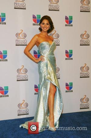 Blanca Soto Univision's Premio Lo Nuestro a La Musica Latina Awards at American Airlines Arena in Miami  Florida, USA...
