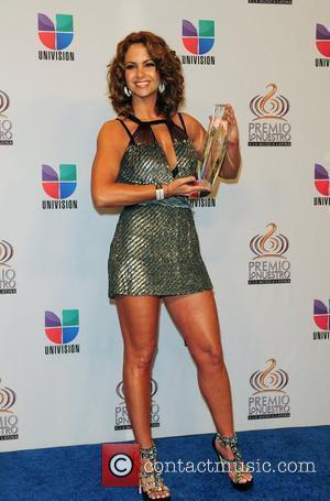 Lucero Univision's Premio Lo Nuestro a La Musica Latina Awards at American Airlines Arena in Miami  Florida, USA -...