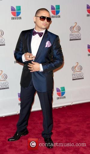 Larry Hernandez  Univision's Premio Lo Nuestro a La Musica Latina Awards at American Airlines Arena  Miami Florida, USA...