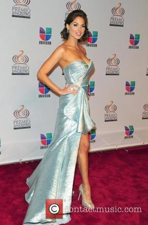 Blanca Soto  Univision's Premio Lo Nuestro a La Musica Latina Awards at American Airlines Arena  Miaim, Florida- 17.02.11