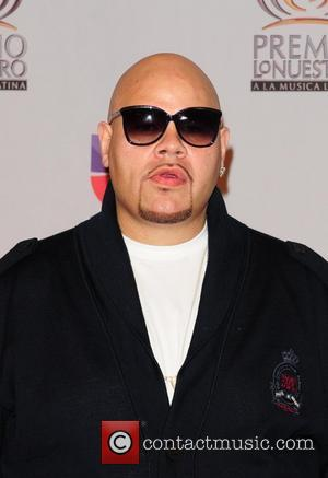 Fat Joe  Univision's Premio Lo Nuestro a La Musica Latina Awards at American Airlines Arena  Miaim, Florida- 17.02.11