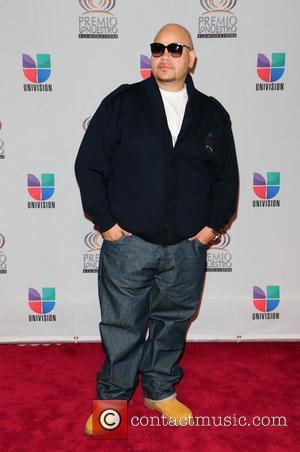 Fat Joe  Univision's Premio Lo Nuestro a La Musica Latina Awards at American Airlines Arena  Miaim, Florida- 17.02.11
