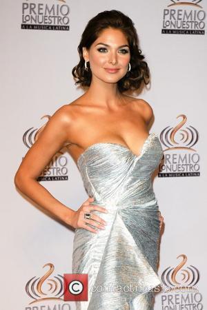 Blanca Soto Univision's Premio Lo Nuestro a La Musica Latina Awards at American Airlines Arena - Arrivals Miami, Florida -...