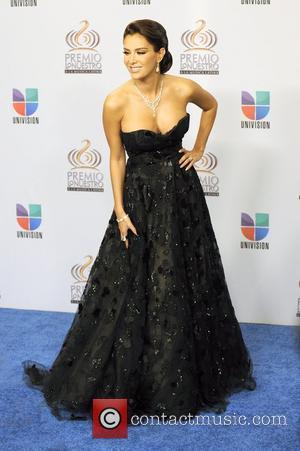 Ninel Conde Univision's Premio Lo Nuestro a La Musica Latina Awards at American Airlines Arena - Press Room Miami, Florida...