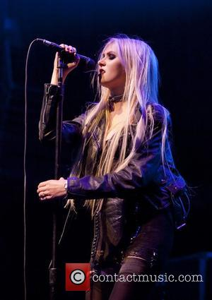 Taylor Momsen with the band Pretty Reckless performing in concert at Terminal 5 New York City, USA - 01.11.11