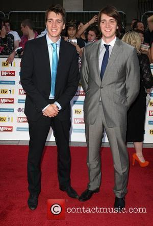 James Phelps and Oliver Phelps The Pride of Britain Awards 2011 - Arrivals London, England - 03.10.11