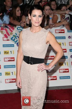 Kirsty Gallacher The Pride of Britain Awards 2011 - Arrivals London, England - 03.10.11