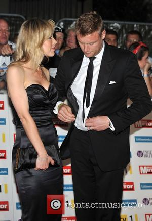 Andrew Flintoff and Grosvenor House