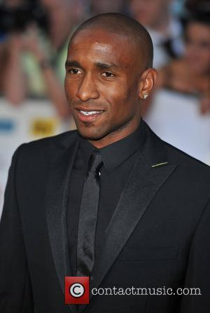 Jermain Defoe and Grosvenor House