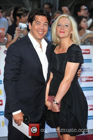 Michael Mcintyre and Grosvenor House