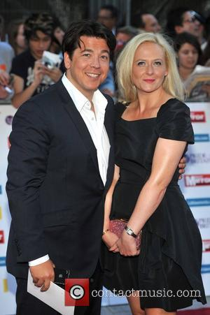 Michael McIntyre and Kitty McIntyre 2011 Pride of Britain Awards held at the Grosvenor House - Arrivals. London, England -...