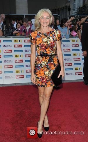 Nell McAndrew 2011 Pride of Britain Awards held at the Grosvenor House - Arrivals. London, England - 03.10.11