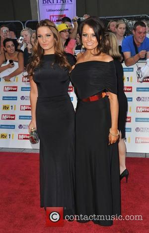 Sam Faiers and Grosvenor House