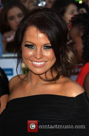 Jessica Wright The Pride of Britain Awards 2011 - Arrivals London, England - 03.10.11