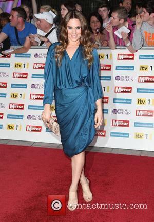 Melanie Chisholm aka Mel C The Pride of Britain Awards 2011 - Arrivals London, England - 03.10.11