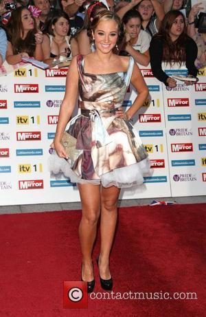 Tulisa Contostavlos of N-Dubz The Pride of Britain Awards 2011 - Arrivals London, England - 03.10.11