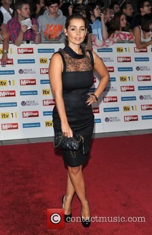 Louise Redknapp 2011 Pride of Britain Awards held at the Grosvenor House - Arrivals. London, England - 03.10.11