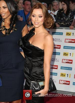 Una Healey of The Saturdays The Pride of Britain Awards 2011 - Arrivals London, England - 03.10.11