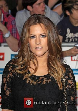 Caroline Flack The Pride of Britain Awards 2011 - Arrivals London, England - 03.10.11