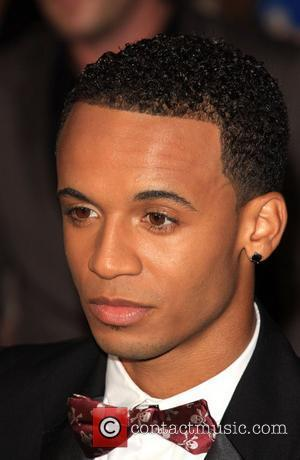 Aston Merrygold of JLS The Pride of Britain Awards 2011 - Arrivals London, England - 03.10.11