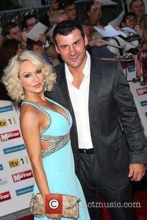 Joe Calzaghe and Kristina Rihanoff The Pride of Britain Awards 2011 - Arrivals London, England - 03.10.11