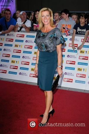 Sally Gunnell  The Pride of Britain Awards 2011 - Arrivals London, England - 03.10.11