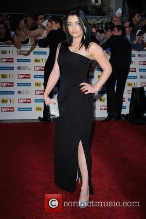 Shona McGarty The Pride of Britain Awards 2011 - Arrivals London, England - 03.10.11