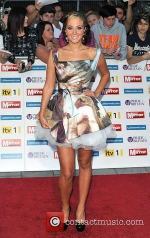 Tulisa Contostavlos 2011 Pride of Britain Awards held at the Grosvenor House - Arrivals. London, England - 03.10.11
