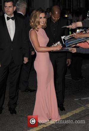 Cheryl Cole and Grosvenor House