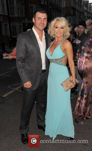 Joe Calzaghe and Kristina Rhianoff 2011 Pride of Britain Awards held at the Grosvenor House - Outside Arrivals London, England...