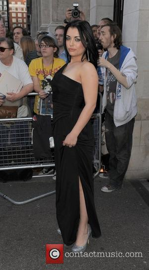 Shona McGarty 2011 Pride of Britain Awards held at the Grosvenor House - Outside Arrivals London, England - 03.10.11