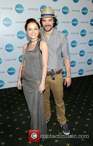 Hannah Spearritt and Andrew Lee-Potts Hannah Spearritt and Andrew Lee-Potts attend a photo call at London Zoo to celebrate the...