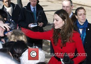 Kate Middleton returns to St. Andrews university to launch its 600th anniversary celebrations St. Andrews, Scotland - 24.02.11