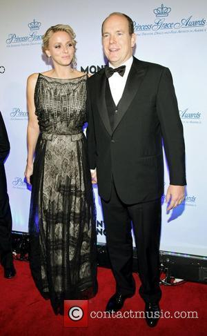 Princess Charlene of Monaco and Prince Albert II of Monaco  Princess Grace Awards Gala at Cipriani 42nd Street...