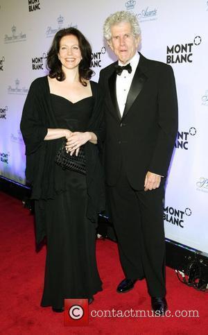 Tony Roberts and Guest  Princess Grace Awards Gala at Cipriani 42nd Street  New York City, USA - 01.11.11