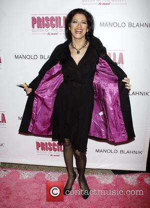 Saundra Santiago Opening night after party for the Broadway musical production of 'Priscilla Queen Of The Desert' held at Pier...