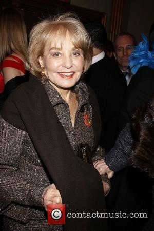 Barbara Walters  Opening night of the Broadway musical production of 'Priscilla Queen Of The Desert' at the Palace Theatre...