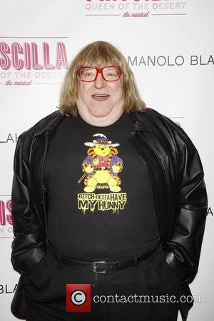 Bruce Vilanch  Opening night of the Broadway musical production of 'Priscilla Queen Of The Desert' at the Palace Theatre...