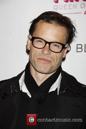 Guy Pearce  Opening night of the Broadway musical production of 'Priscilla Queen Of The Desert' at the Palace Theatre...